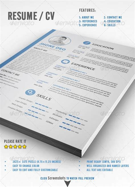 34 best graphics resume images on resume