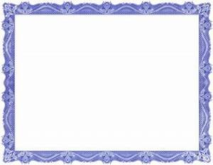 Gift Certificate Template Word Free Download Certificate Borders By Cmd Learning Teachers Pay Teachers