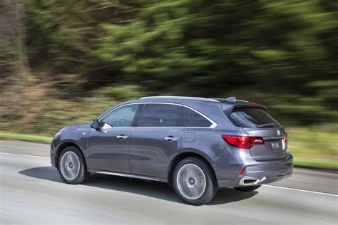 Acura Car Reviews by 2017 Acura Mdx Sport Hybrid New Car Reviews Grassroots