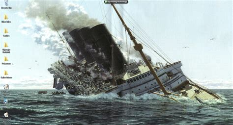 the sinking of the lusitania by atem3337 on deviantart