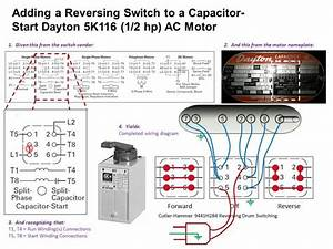 Drum Switch Switches Wiring Diagram Reversing