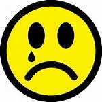 Smiley Sad Emoticon Pixabay Face Icon Vector