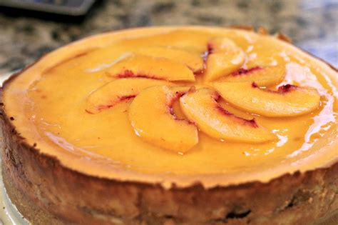cheesecake recipe peach cheesecake recipe easy dessert recipes