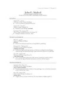resume format free download document medical cv template 2 free templates in pdf word excel download