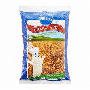 Pillsbury Atta Whole Wheat flour 1kg - from RedMart