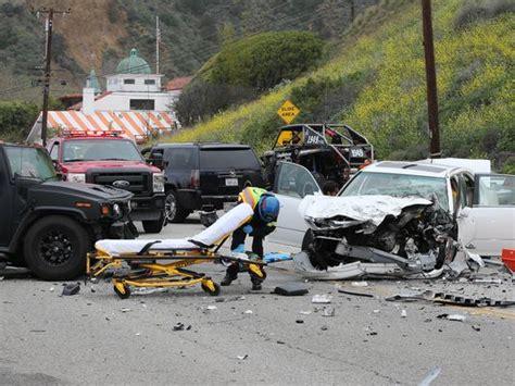 Bruce Jenner Involved In Fatal Car Crash