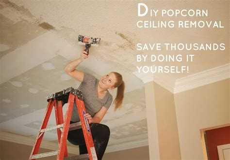 scraping popcorn ceiling diy 17 best images about a clean house on diy