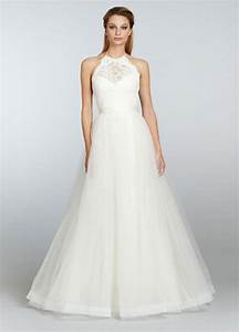 tara keely lace halter wedding dress 2013 sang maestro With halterneck wedding dress