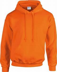Sweat A Capuche Orange : sweat shirt capuche safety orange ~ Melissatoandfro.com Idées de Décoration