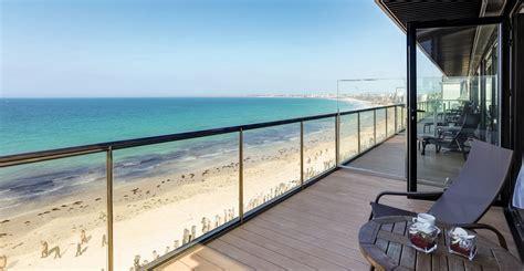 hotel avec dans la chambre en bretagne hôtel oceania 4 malo hôtel vue sur mer à malo