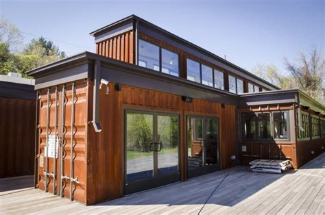 Innovative Kitchen Design Ideas - homes built with shipping containers home design