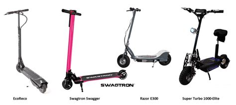 4 Best Electric Scooters For Adults 2018