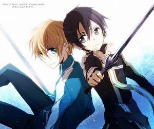 17 Best images about kirito x eugeo on Pinterest | Light ...