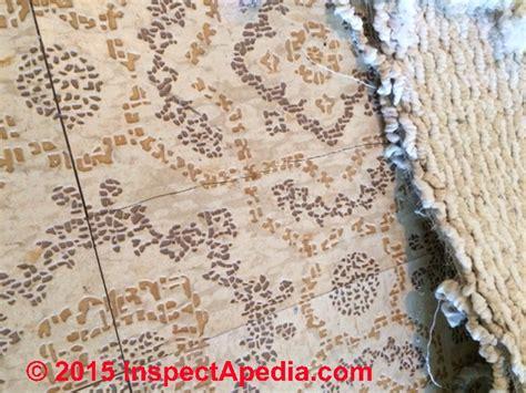 armstrong floor tiles sheet identification