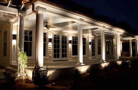 outdoor lighting uplight