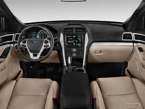 ford explorer pictures dashboard  news world