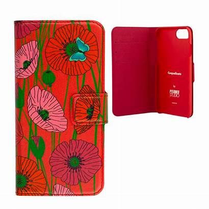 Case 6s Iwallet Flap Spirit Iphone African