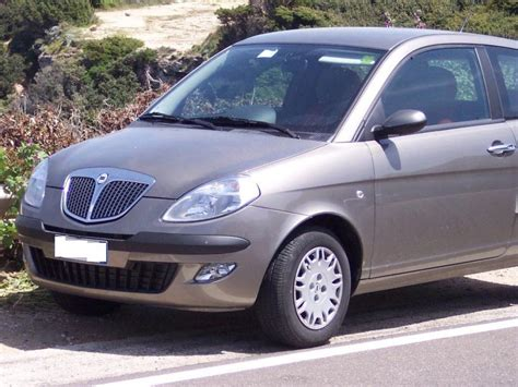 Lancia Ypsilon #11 - high quality Lancia Ypsilon pictures ...