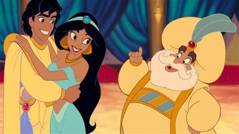 The Sultan Princess Jasmine And Aladdin Screenshot