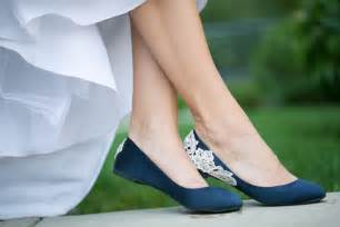 navy blue bridesmaid shoes wedding shoes navy blue bridal ballet flats navy flats