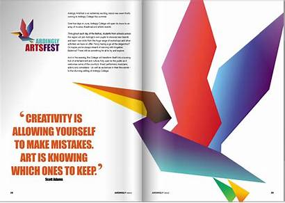 Magazine Layout Spreads Example Layouts Inspiration Creative