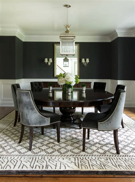 how to decorate your dining room table for christmas round dining table to decorate your home