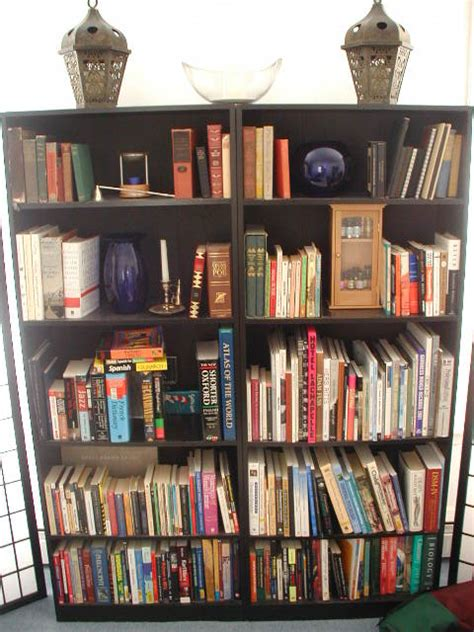 Matching Bookshelves by Furniture