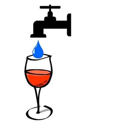 Mettre de l'eau dans son vin, expression avec boissons du ...
