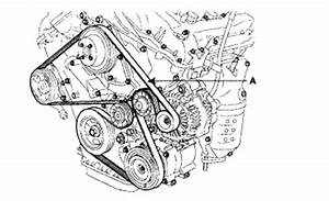 2009 Kia Sorento Serpentine Belt Diagram