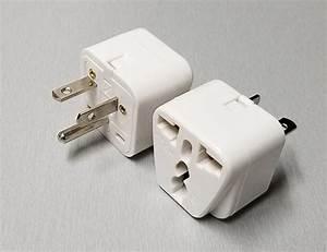 Universal Plug Adapter - Nema 6-20p - 208  220  230  240 Volt