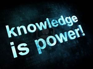 Knowledge is Power | Academic Writing about Literature ...  Knowledge