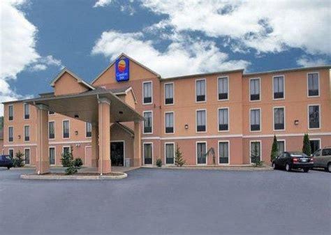 comfort inn motel comfort inn mifflinville pa may 2016 motel reviews
