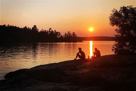 photo contest results sunset country ontario canada