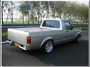 Vw Caddy Pick Up : vw golf pick up caddy love it x3 youtube ~ Medecine-chirurgie-esthetiques.com Avis de Voitures