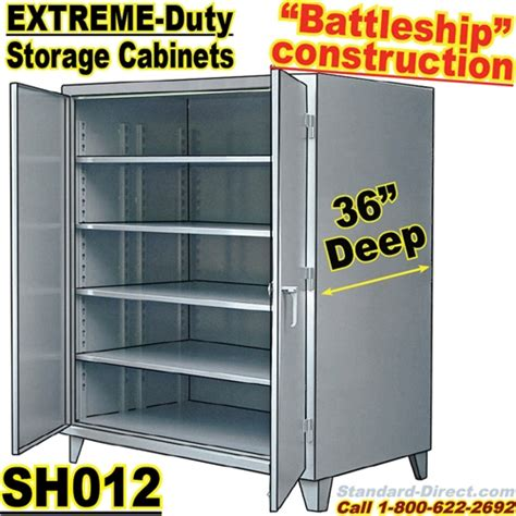 20 inch deep cabinet extreme duty steel 36 inch deep storage cabinets sh012