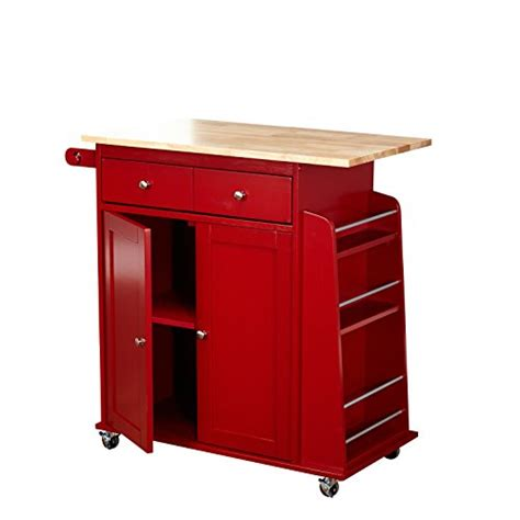 target kitchen cart target marketing systems sonoma collection two toned