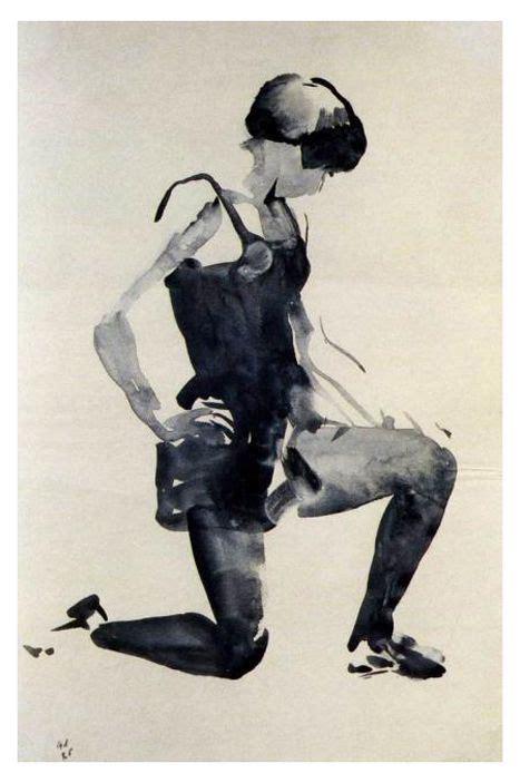 Vladimir Lebedev - Acrobat, 1925 | Aquarela, Desenho, Desenhos