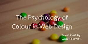 The Psychology Of Colour In Web Design