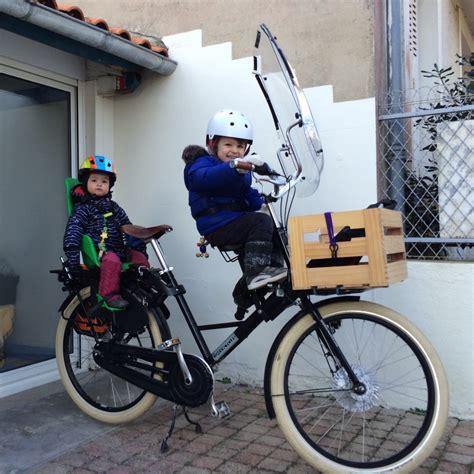 hamax siege velo transporter ses enfants à vélo rien de plus facile