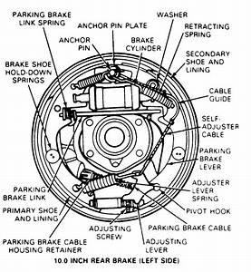 Drum Brake Diagram