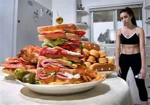 Гипертония и переедание
