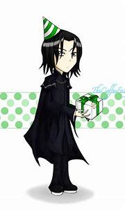 Happy Birthday Severus Snape by TheCoffeeFairyChan on ...