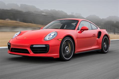 Porsche 911 Turbo S Laps Willow Springs Nearly As Quick As