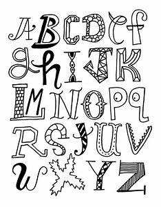 Cool Alphabet Letters Designs To Draw - Wallpaper Gallery