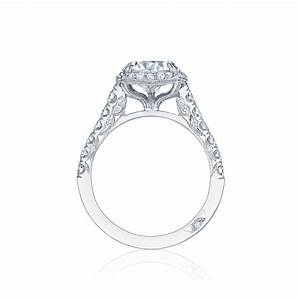 pave diamond engagement ring dk gems With online wedding ring stores