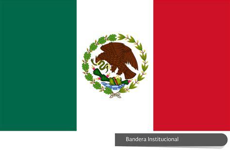 Historia de la bandera de México   Banco del Bienestar ...