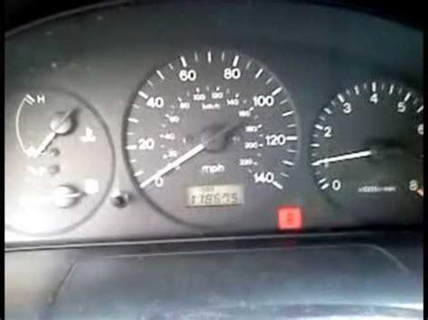 Mazda Protege Engine Knocking Youtube