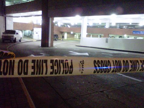 A Woman Fell To Her Death From The Ballston Public Parking