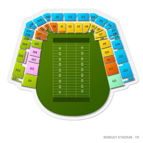 Texas State Football Tickets | Texas State San Marcos ...