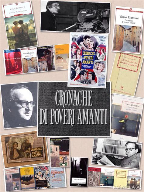 Vasco Pratolini Cronache Di Poveri Amanti by Vasco Pratolini 171 N Vigando